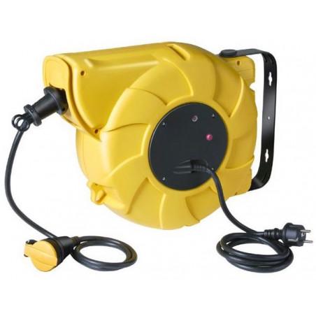 Enrouleur avec câble électrique 3G1,5 BN0315