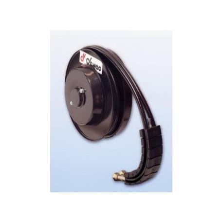 CREA tuyau blind/é tuyaux de raccordement G 3//8 DN6 de 70cm de long pour robinet deau filetage de compression tuyau deau flexible 2 pi/èces 1 paire