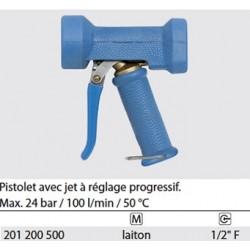 Pistolet Lavage laiton