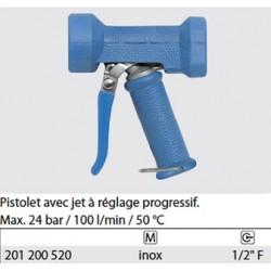 Pistolet Lavage Inox